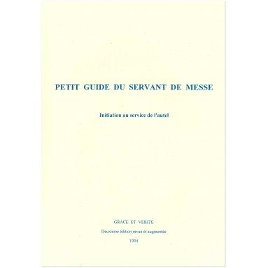 Petit Guide du Servant de Messe