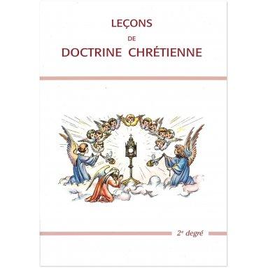 Leçons de Doctrine Chrétienne 2ème degré