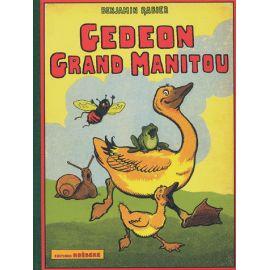 Gédéon grand manitou