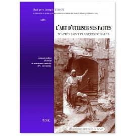 L'art d'utiliser ses fautes d'après saint François de Sales