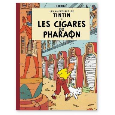 Hergé - Les Cigares du Pharaon