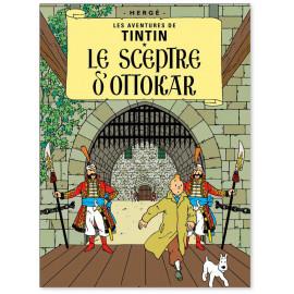 Hergé - Le sceptre d'Ottokar
