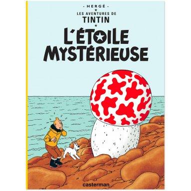 Hergé - Létoile mystérieuse