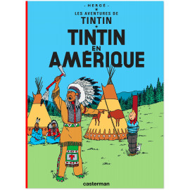 Hergé - Tintin en Amérique