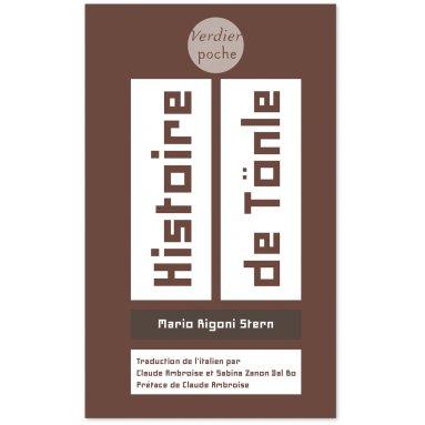 Mario Rigoni Stern - Histoire de Tönle