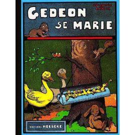 Gédéon se marie