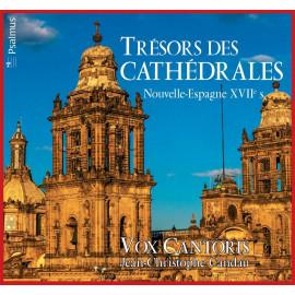 Trésors des cathédrales - Nouvelle-Espagne XVII° siècle