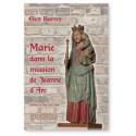 Marie dans la mission de Jeanne d'Arc