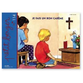 Petit Berger - Je fais un bon carême N°114