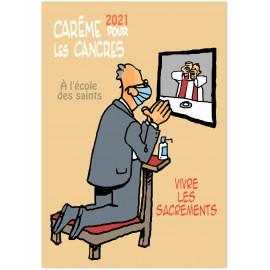 Carême 2021 pour les Cancres à l'école des saints