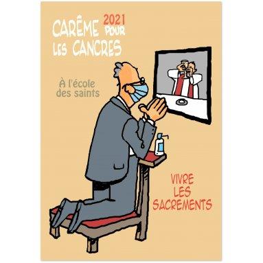 Père Max Huot de Longchamp - Carême 2021 pour les Cancres à l'école des saints