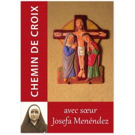 Chemin de Croix avec soeur Josefa Ménendez