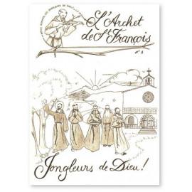 Capucins de Morgon - Jongleurs de Dieu - Avec un CD