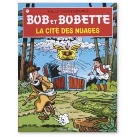 Willy Vandersteen - Bob et Bobette N°173