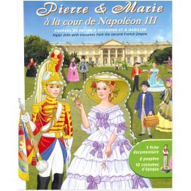 Jean-Luc Cherrier - Pierre et Marie à la cour de Napoléon III