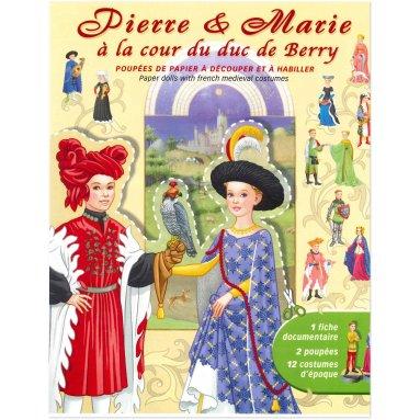 Jean-Luc Cherrier - Pierre et Marie à la cour du duc de Berry