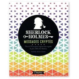Pierre Berloquin - Sherlock Holmes - Messages cryptés