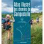 Fabienne Bodan - Atlas illustré des chemins de Compostelle