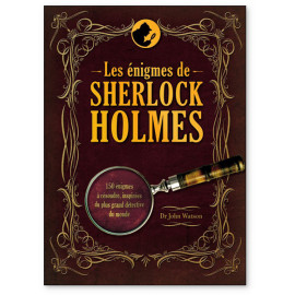 Dr John Watson - Les énigmes de Sherlock Homes