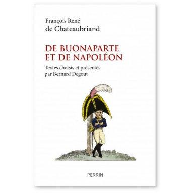 Bernard Degout - De Buonaparte et de Napoléon