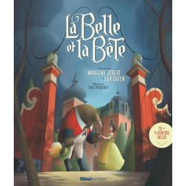 Jeanne-Marie Leprince de Beaumont - La Belle et la Bête - Avec un CD et Flashcode inclus