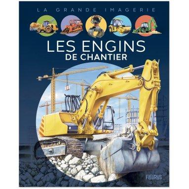 Agnès Vandewièle - Les engins de chantier