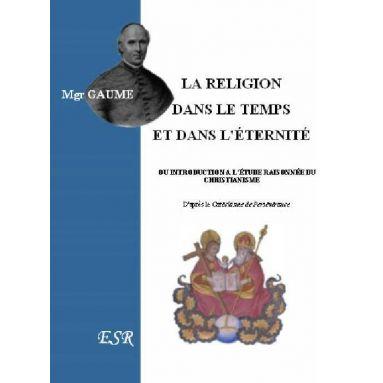 La Religion dans le temps et l'éternité