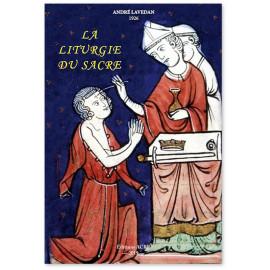 André Lavedan - La liturgie du sacre