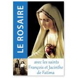 Le Rosaire avec les saints François et Jacinthe de Fatima