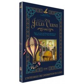 Les Voyages extraordinaires de Jules Verne - Intégrale en 3 DVD