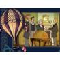 Jean-François Laguionie - Les Voyages extraordinaires de Jules Verne - Intégrale en 3 DVD