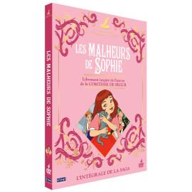 Les malheurs de Sophie - Coffret de 4 DVD