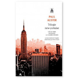Paul Auster - Trilogie new-yorkaise