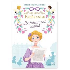 Sophie de Mullenheim - Le testament oublié