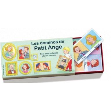 Jean-Luc Cherrier - Les Dominos de Petit Ange