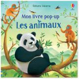 Les animaux - Mon livre pop-up
