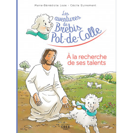 Marie-Bénédicte Loze - Les aventures de Brebis Pot-de-colle - 3
