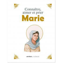 Inès d'Oysonville - Connaître aimer et prier Marie