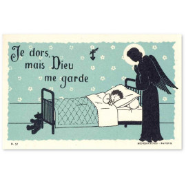 Bénédictines de Bayeux - Je dors mais Dieu me garde -D57