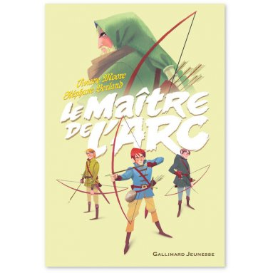 Viviane Moore - Le Maître de l'Arc