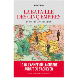 Benoît Chenu - La bataille des cinq empires