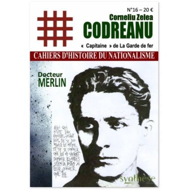 Docteur Merlin - Cahiers d'histoire du nationalisme N°16