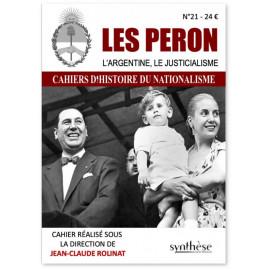 Jean-Claude Rolinat - Cahiers d'histoire du nationalisme N°21
