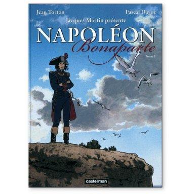 Jacques Martin - Napoléon Bonaparte - L'intégrale 1