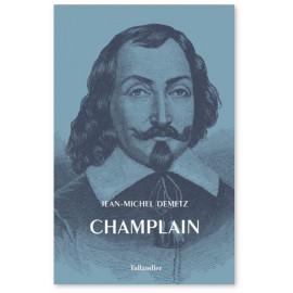 Jean-Michel Demetz - Samuel Champlain