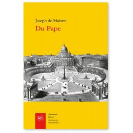 Joseph de Maistre - Du Pape