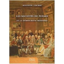 Les sociétés de pensée et la démocratie moderne