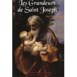 Père Jean Jacquinot - Les grandeurs de saint Joseph