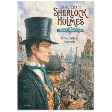Les Enquêtes de Sherlock Holmes 1