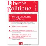 Liberté politique N°87